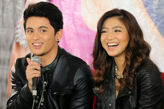 nadine and james reid dating James reid recently spoke about the issue concerning a 'comment' ivan dorschner made about girlfriend nadine lustre details here.