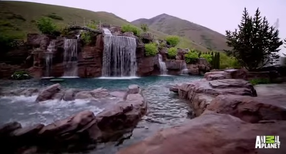 Coolest swimming pools ever trend for Nicest swimming pools