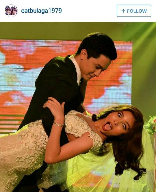 Alden Richards Maine Mendoza Wedding