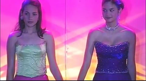 Bea Alonzo and Miss Universe Pia Wurtzbach