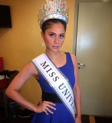 All About Juan » [LOOK] Jessy Mendiola as Miss Universe ...