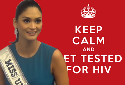 Miss Univese Pia Wurtzbach to have HIV test