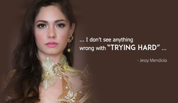 Basher Gets Unexpected Response from Jessy Mendiola