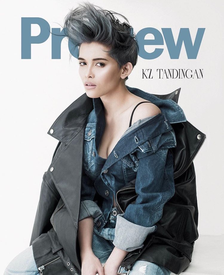 All About Juan » [LOOK] KZ Tandingan for Preview : All