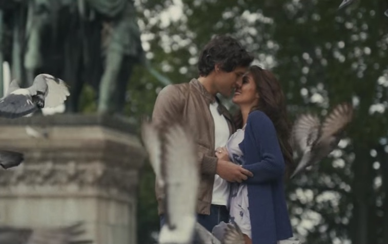 Pre-wedding Video of Solenn Heussaff and Nico Bolzico in Paris