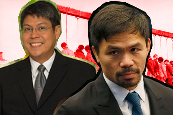 All About Juan » [LOOK] Senator Manny Pacquiao Messages