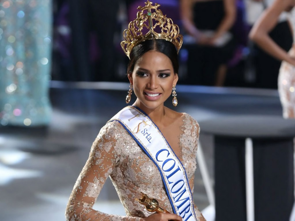 Miss Colombia angers Filipinos and Mexicans