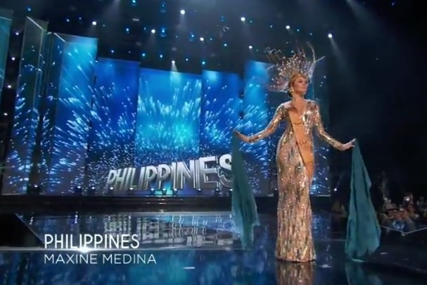 Miss Universe 2016 National Costume Competition