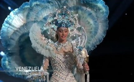 Venezuela national costume