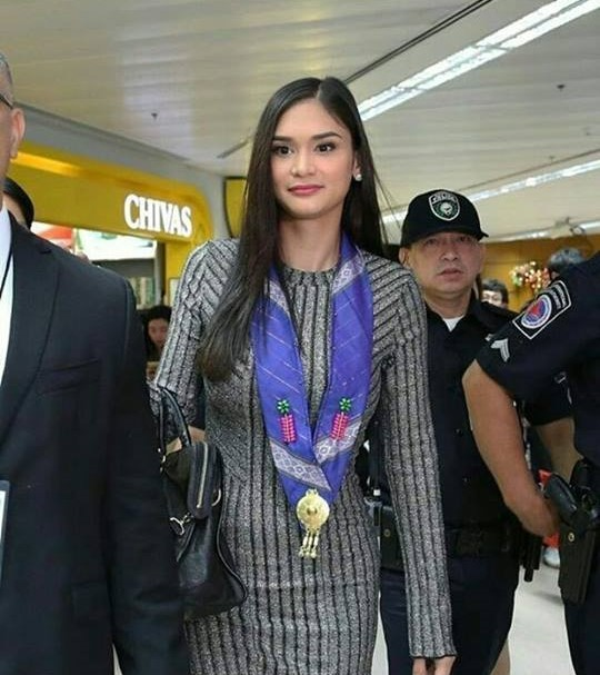 miss universe 2015 pia wurtzbach back in PH