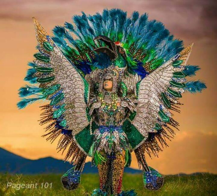 Miss Universe Nicaragua 2016 National Costume for Miss Universe 2016