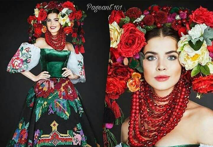 Miss Universe Ukraine 2016 National Costume for Miss Universe 2016