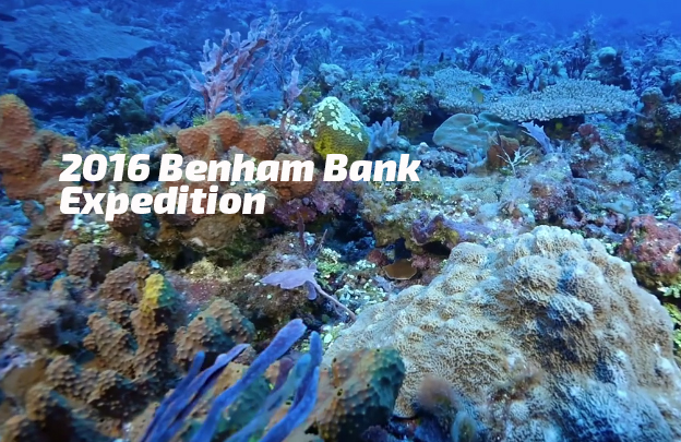 2016 Benham Bank Expedition