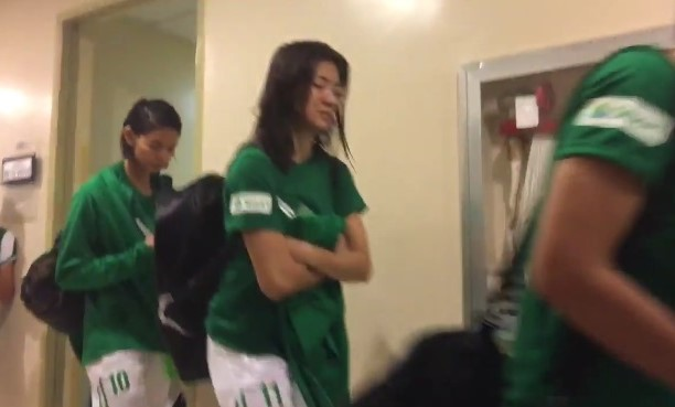 DLSU Lady Spikers' says no for interviews after loss to Ateneo