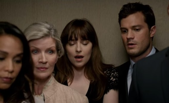 Fifty Shades Darker release clip compilation