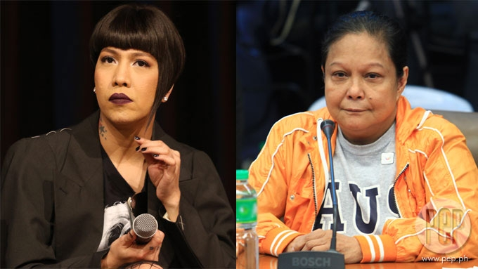 Nora Aura Can't Handle Vice Ganda, backout as 'Tawag Ng Tanghalan' Judge