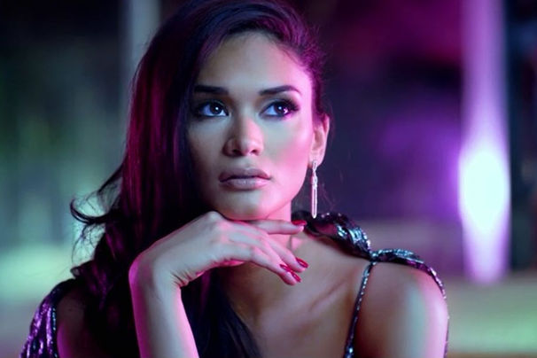 Pia Wurtzbach so long music video
