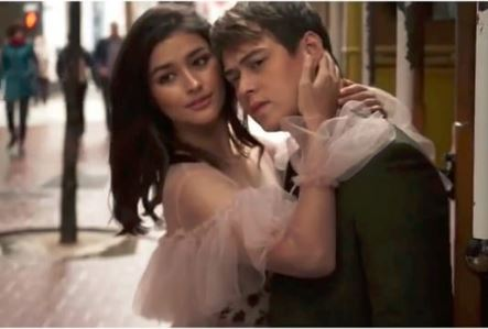 Liza Soberano and Enrique Gil in San Francisco for Magazine Photoshoot