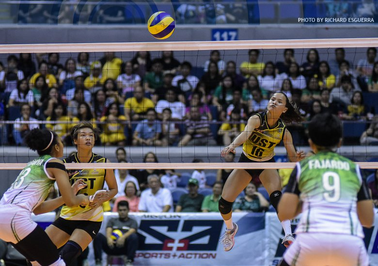 UST vs DLSU april 22 2017