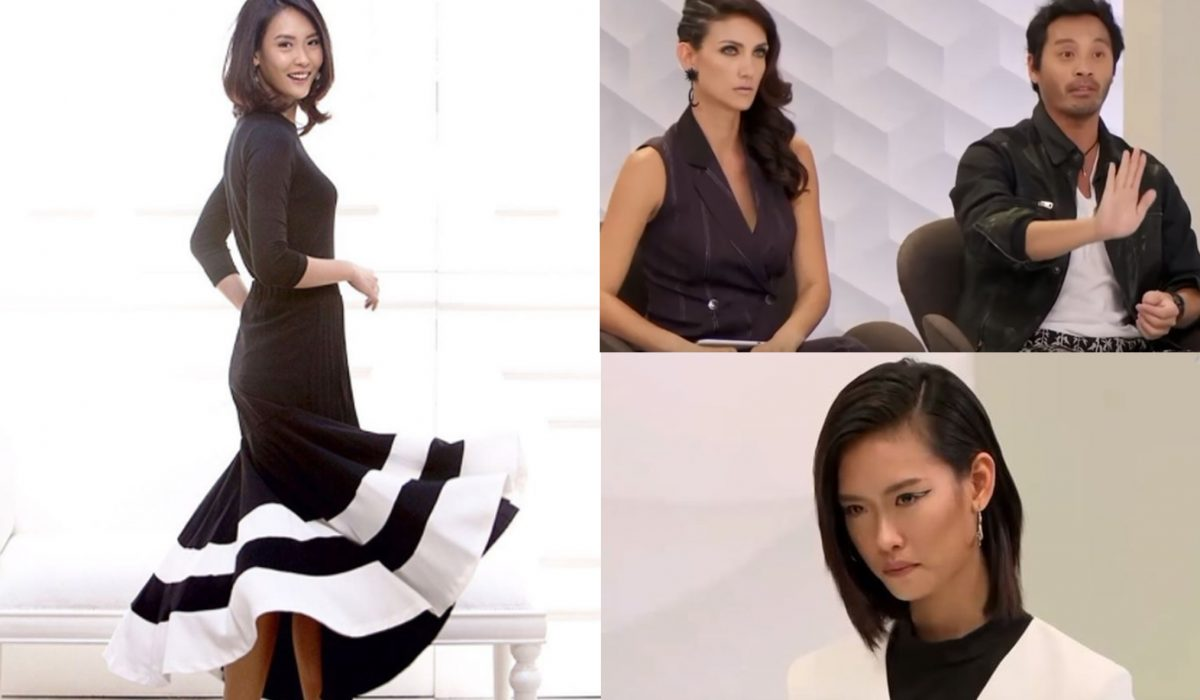Indonesian Model Who Bullied PH Bet on Asia's Next Top Model