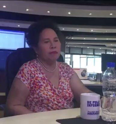 Martial Law is just an expression of a frustrated soul - Miriam Defensor Santiago