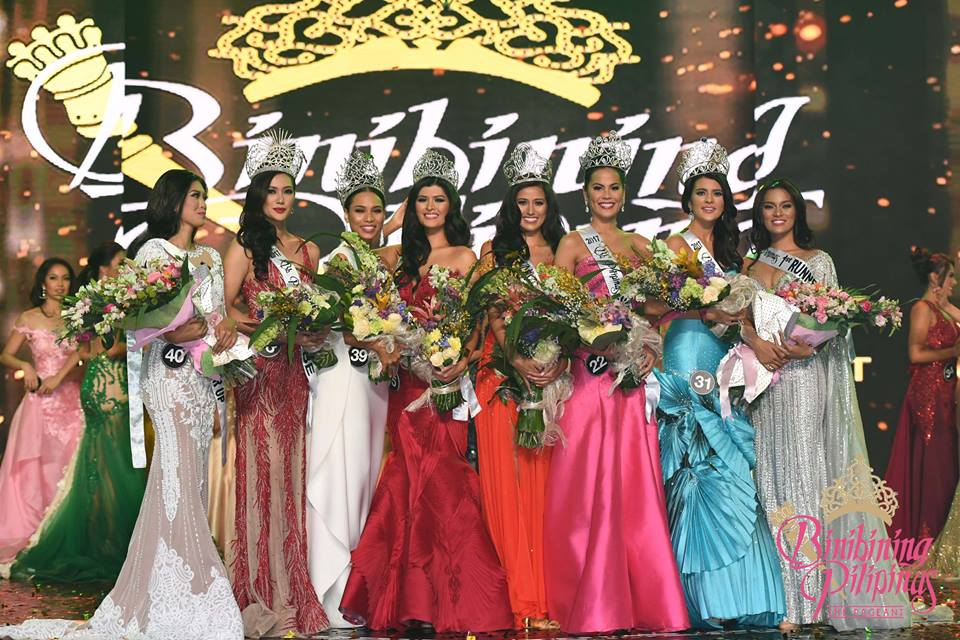 binibining pilipinas question and answer portion
