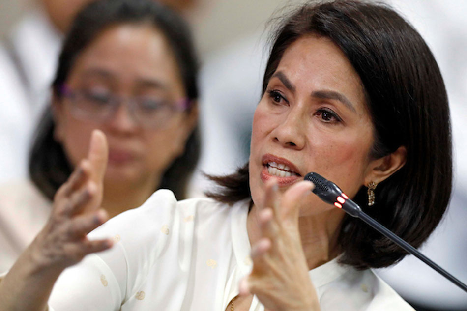 Gina Lopez to Lacson and Cayetano
