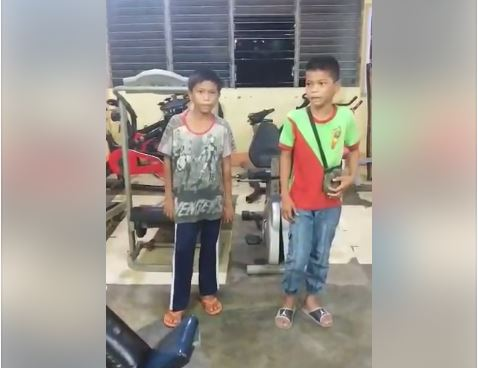 talented kids Mawab Compostela Valley,Mindanao