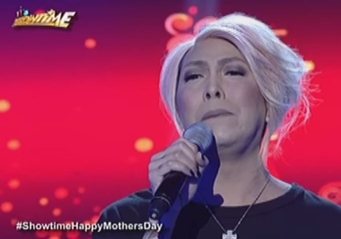 Vice Ganda's Mother's Day spoken word poetry