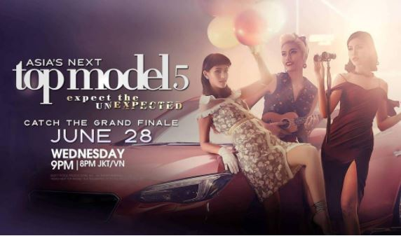 Asia's Next Top Model Cycle 5 Episode 12