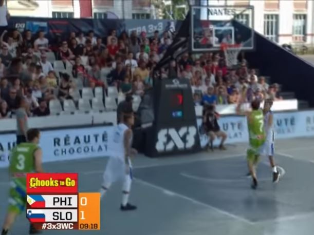 FIBA 3x3 World Cup 2017 | Philippines vs Slovenia