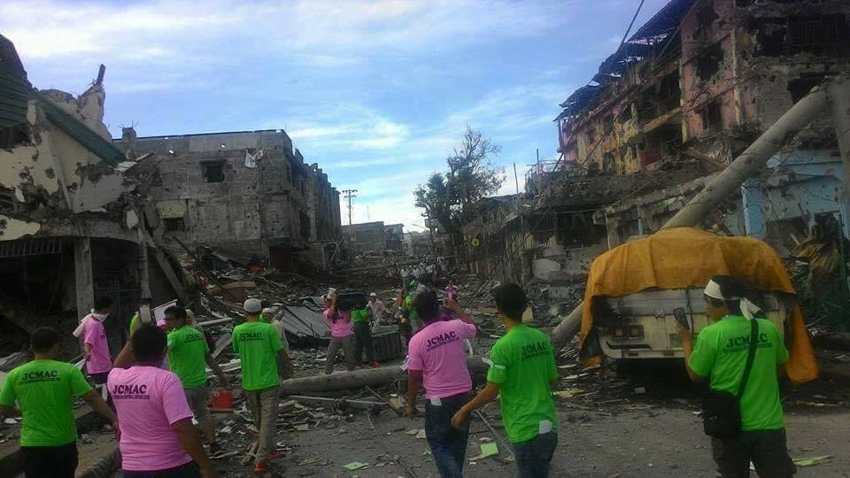 Photos of Marawi capitol after attack9