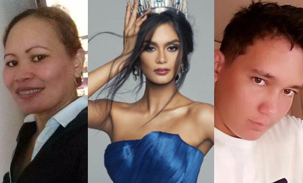 Pia Wurtzbach's step-mother and half-brother accuses her of lying