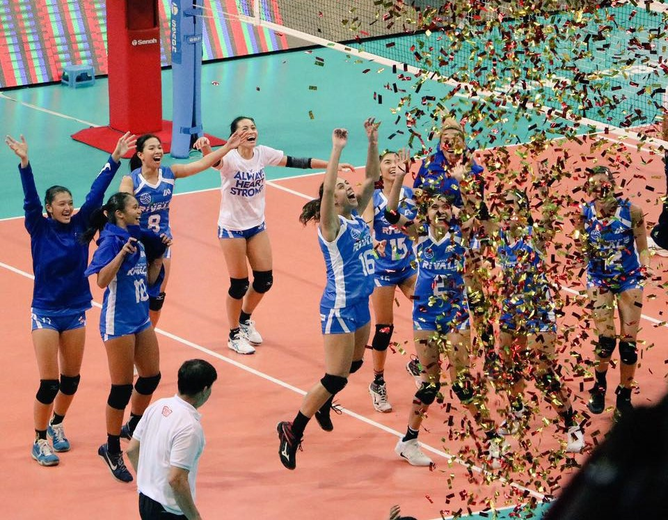 Ateneo reigns supreme in 'Battle Of The Rivals' against La Salle