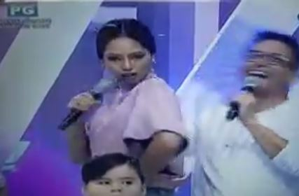 Patricia Tumulak Tells Alden Richards is Not Her Type, Maine Mendoza reacts