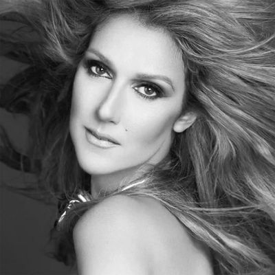 Celine Dion poses nude for Vogue
