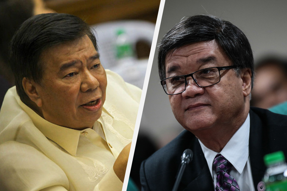 Drilon to Aguirre