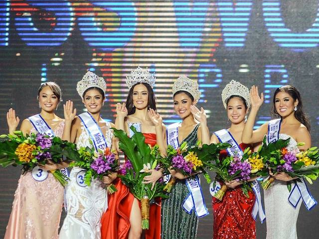 Miss World Philippines 2017 is Laura Victoria Lehmann