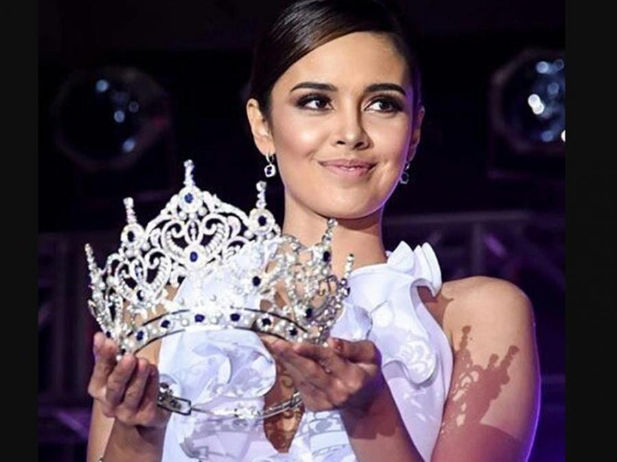 new miss world philippines crown