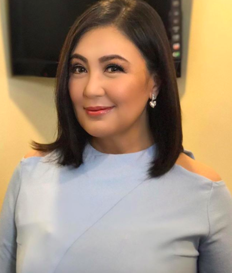sharon cuneta not invited in star magic ball