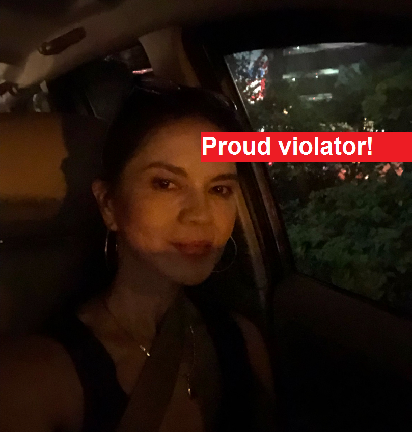 Ma. Isabel Lopez Brags about Passing along ASEAN Lanes