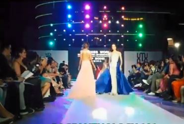 Miss Philippines Laura Lehmann during Miss World 2017 Top Model Competition