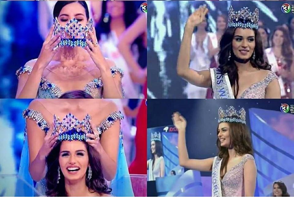 miss world 2017 winners
