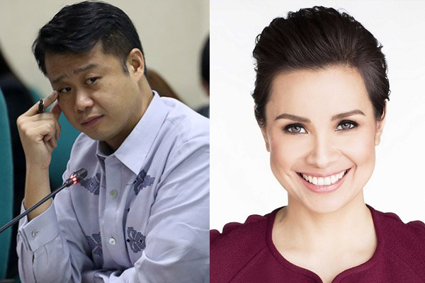 lea salonga to win gatchalian