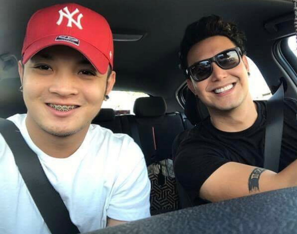 [LOOK] Sarah Geronimo shows support to Matteo Guidicelli
